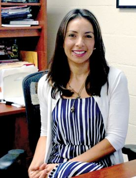 OUTLOOK file photo Christine Castillo, who served as La Cañada Elementary School's principal from July 2012 until June 2015, is suing the La Cañada Unified School District for pregnancy discrimination.