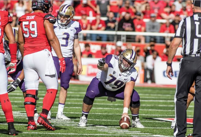Photo courtesy Mason Kelley | University of Washington Athletics