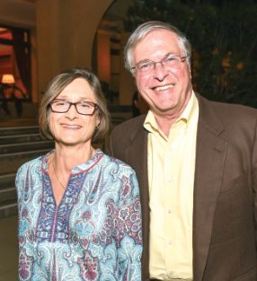 OUTLOOK file photo Mayor Terry Tornek and his wife, Maria, were among those who enjoyed last year's Jazz on the Green concert. This year's fundraiser, which benefits Pasadena-based Friends In Deed, will be held on Wednesday, Sept. 27.