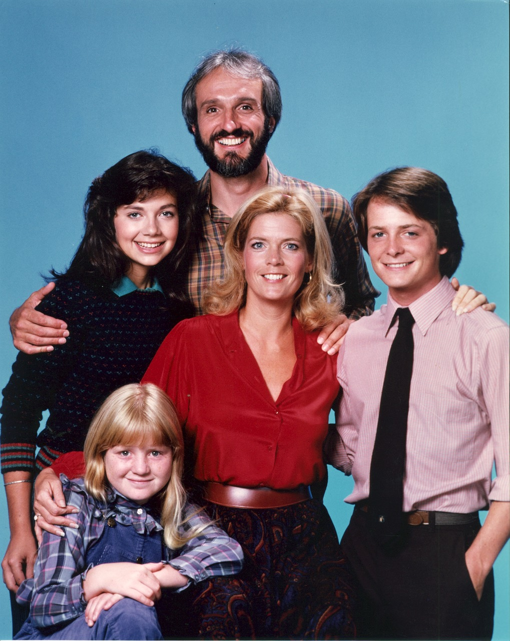 "Photo courtesy Michael Gross The '80s sitcom ""Family Ties"" introduced Michael Gross as Steven Keaton, alongside Meredith Baxter as wife Elyse Keaton. The two, who share the exact birth date, continue to periodically put on stage productions of ""Love Letters"" for short runs."