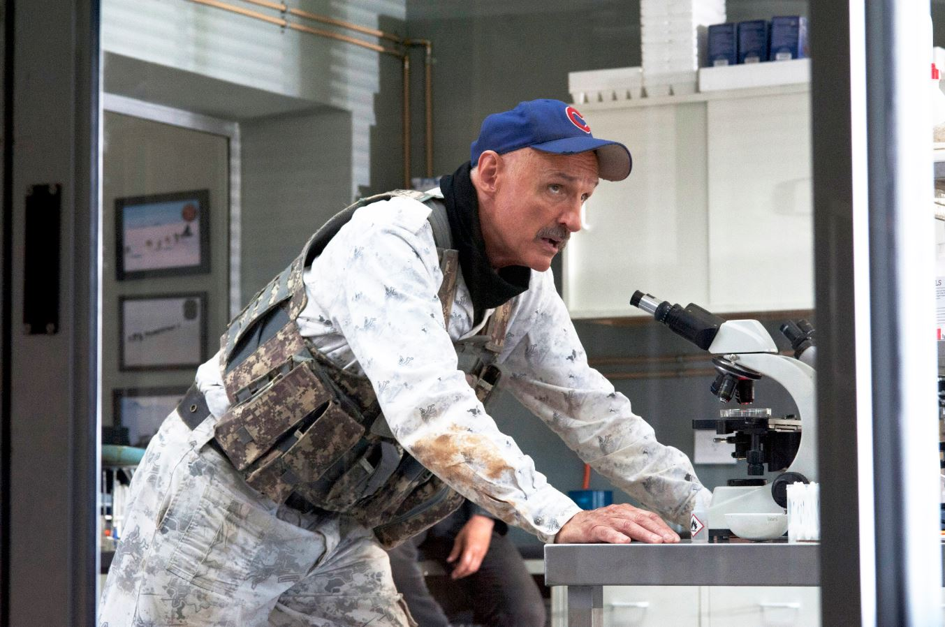 Photo courtesy Universal Pictures After six films and a television series, actor Michael Gross has embraced his character Burt Gummer in the Tremors franchise.