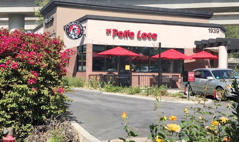 Photo by Wes Woods II / OUTLOOK The El Pollo Loco restaurant in La Cañada Flintridge was visited this month by a person who had measles, briefly exposing others to the risk of catching the virus, county officials said. They added that the risk no longer exists.
