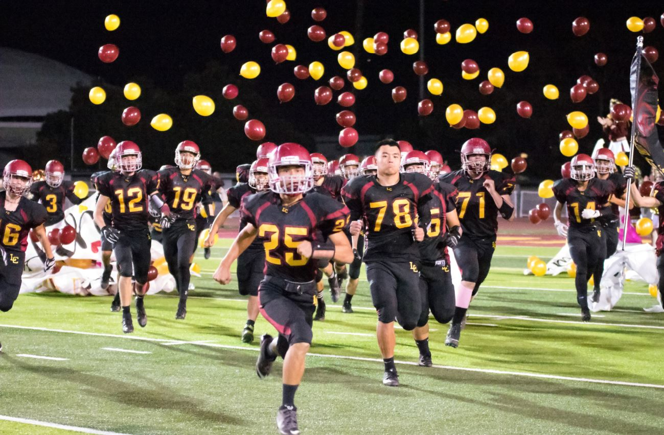 La Cañada High School varsity football team